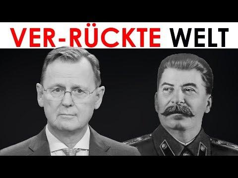 """Deutschland """"ver-rückt""""? Broder gelöscht, Ramelow heult mit Doppelmoral, Hanau & Breitscheidplatz"""