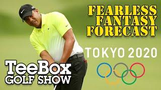 The TeeBox's DraftKings Fearless Fantasy Forecast: 2020 (2021) Olympics