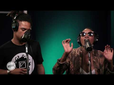 """Gorgon City performing """"Here For You"""" Live on KCRW"""