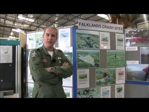 Paul Heasman on the Falklands