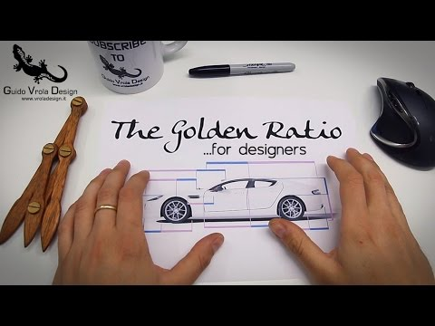 The Golden Ratio For Designers Youtube