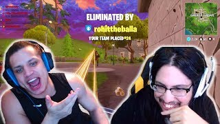 IMAQTPIE PLAYS FORTNITE FOR THE FIRST TIME | TYLER1 TURRET AGGRO BUG | League Stream Highlights #80