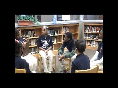 Restorative Justice at capitol Middle School