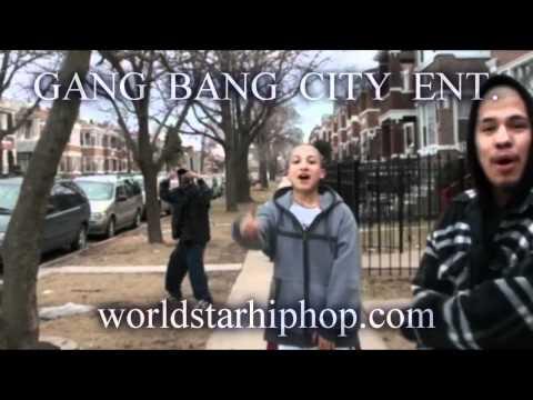 GANG BANG CITY ENT. PRESENT - GANG BANGIN IS A RELIGION IN CHICAGO TRAILER 3