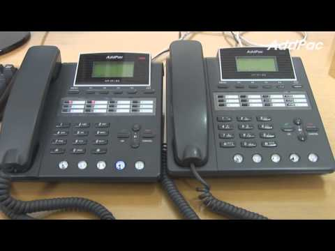 IP Phone solution for Asterisk PBX | addpac