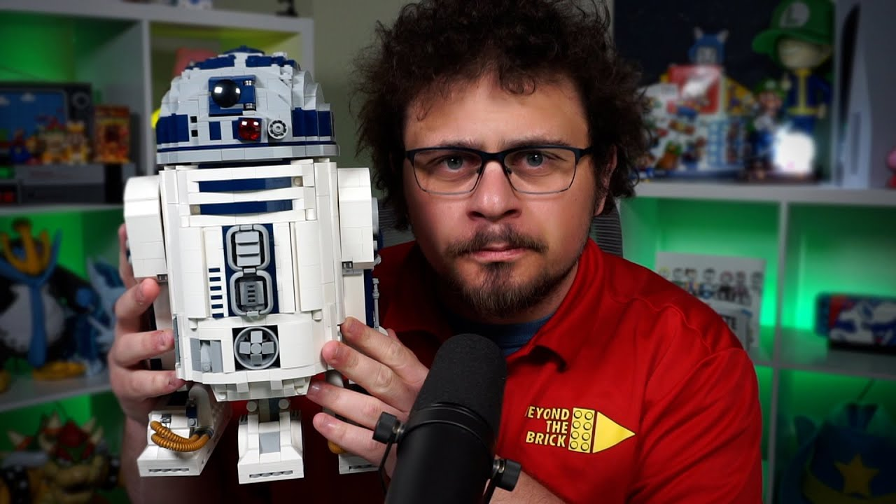 REVIEW: LEGO Star Wars R2-D2 Set 75308