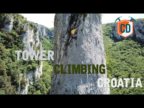 This Is Why Croatia Should Be On A Climber's Bucket List | Climbing Daily Daily Ep.1899