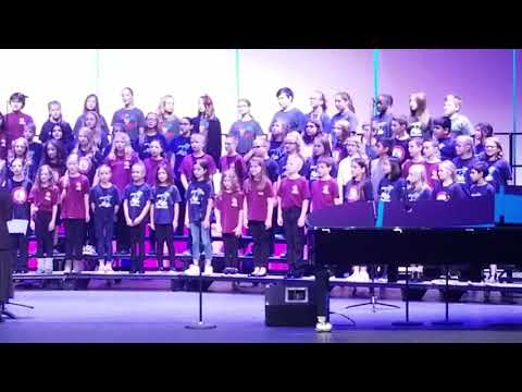 San Tan Elementary School Choir