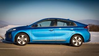 Hyundai IONIQ Electric a vetko o om