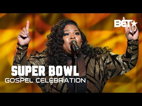"Tasha Cobbs Leonard Feels the Spirit During ""This is A Move"" 