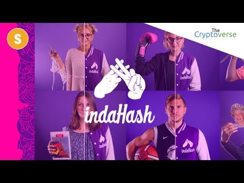IndaHash ICO Review 🔍 An Existing App 📱 With 300,000 Users 😱 Expands To Ethereum Cryptocurrency