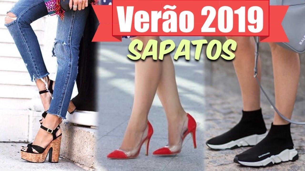 6fed70858 Sapatos que Serão Tendência no Verão 2019 por Duda Accioly - YouTube