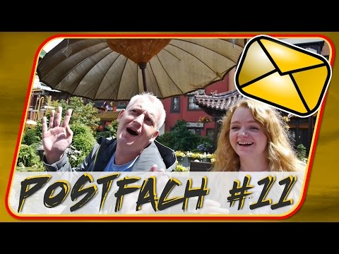 Postfach #11 - Asia Edition feat. Vivi Bing
