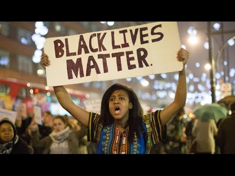 Image result for black lives matter protest  you tube