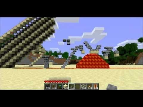 how to build a working eye scanner minercraft ps3