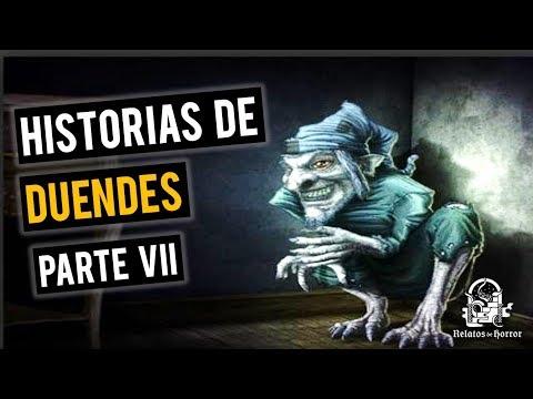 HISTORIAS DE DUENDES VII (RECOPILACIÓN DE RELATOS DE TERROR)