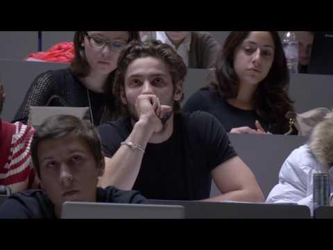 Master in business analytics - Presentation