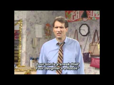 Married With Children - 04x11 - It's a Bundyful Life Part 1 - christmas truth