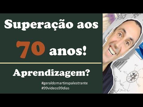 """11 De 99: """"Superação Após 70 Anos... APRENDIZADO?   * Geraldo Martins"""