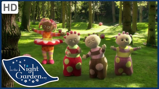 In the Night Garden - Upsy Daisy Dances with the Pontipones | Full ...