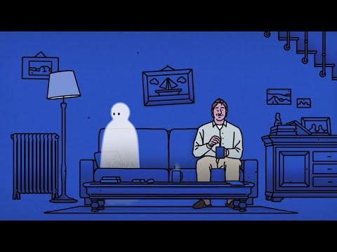 MON AMI QUI BRILLE DANS LA NUIT - Animated short film 2020