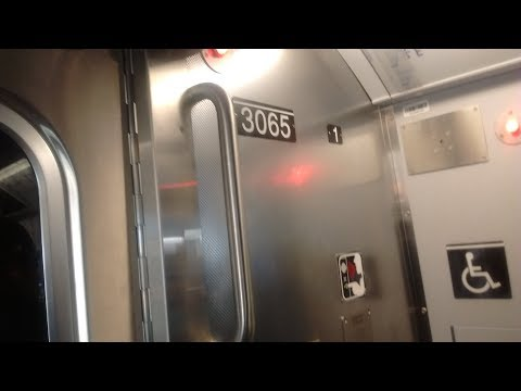 NYC Subway HD: Riding R179 3065 J Train (Jamaica Center to Broadway Junction) (11/19/17)