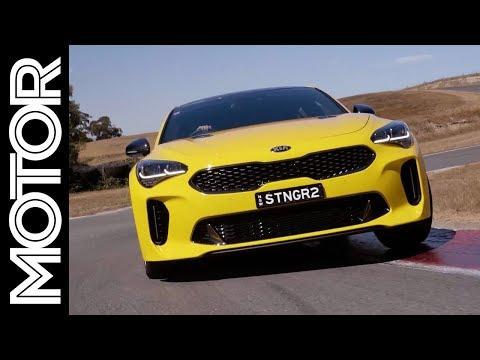 2018 Kia Stinger GT review: Australia's new four-door performance hero? | MOTOR
