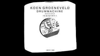 Koen Groeneveld - Drummachine image