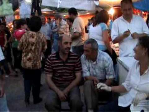 AKHİSAR DEREKÖY ÇAĞLAK FESTİVALİ 2007.mpg