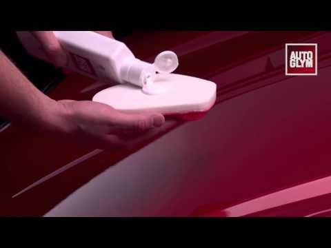 How to use Autoglym Paint Renovator
