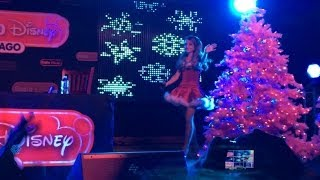 Ariana Grande Full Chicago Holiday Party! (December 14, 2013)
