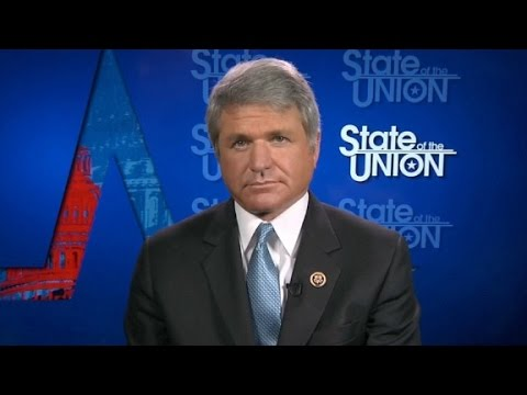 Rep. Mike McCaul on State of the Union: Full Interview