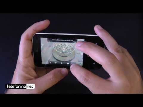 Acer beTouch E400 videoreview da Telefonino.net