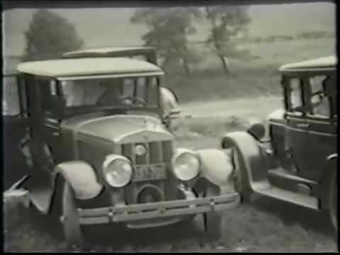 Early 1930's footage of Bethel (Park), PA