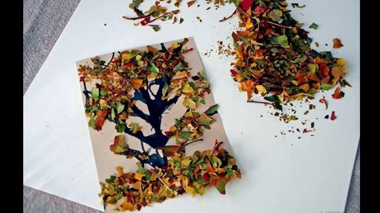 Объемная поделка на тему осень своими руками фото 346