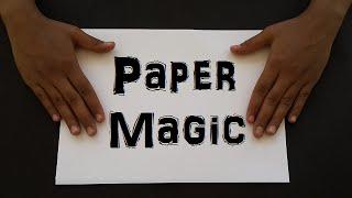5 Magic Tricks Kids Can Do