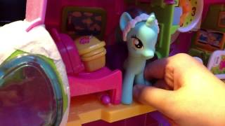 Приключения Пони Серия 1(Сериал про пони. Я попросила старшую сестру озвучивать некоторых поняшек. Приятно посмотреть), 2013-04-09T13:18:46.000Z)