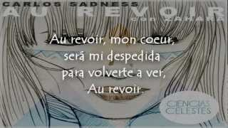 Carlos Sadness con Zahara - Au Revoir Letra
