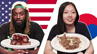 Southern USA Vs. Korean Barbecue