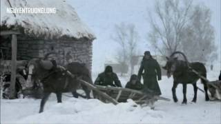 Битва за Москву 1941г. в цвете. Великая Отечественная война.