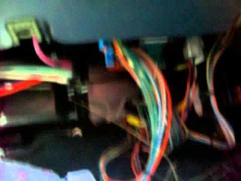 1993 Buick Lesabre Fuse Box Diagram 93 Buick Lesabre Fuel Pump Relay Location Youtube