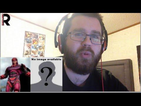 Characters Voice Comparison - 'Magneto' Reaction!