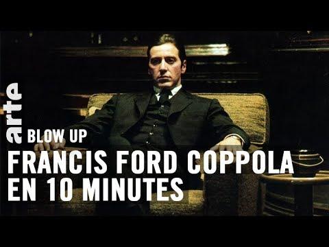 Francis Ford Coppola en 10 minutes - Blow Up - ARTE