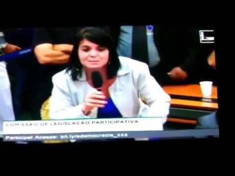 Kelma Costa na Câmara dos Deputados