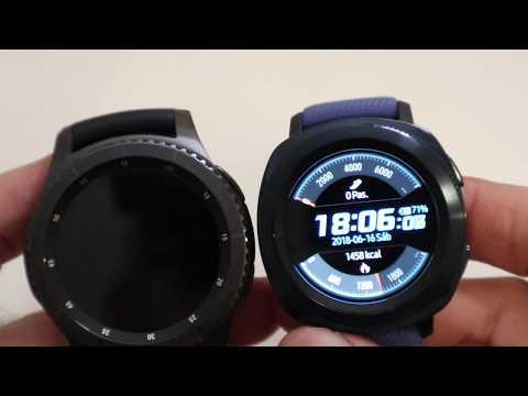 Gear S3 x Gear Sport: Qual é o melhor relógio da Samsung para você?