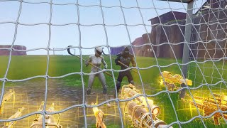 Two Angry Scammers Scams Them self! (2 Scammers Gets Scammed) In Fortnite Save The World