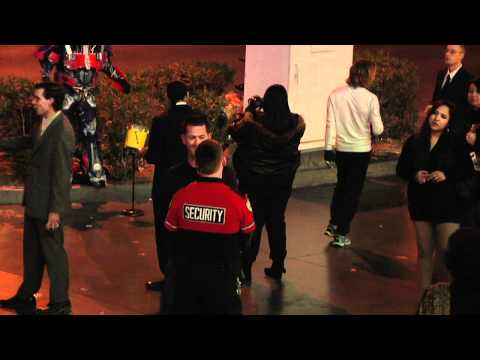 Brett Harrelson getting in trouble with security @ Planet Hollywood, Las Vegas