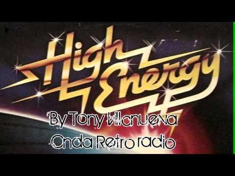 High Energy 80s  Tony Villanueva - Onda Retro Radio