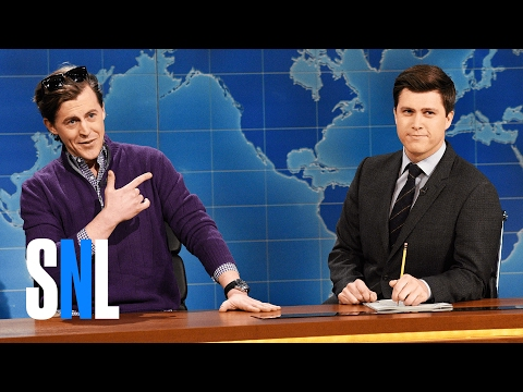 Weekend Update: Guy Who Just Bought a Boat - SNL
