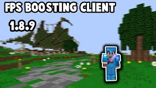 1.8 CLIENT THAT BOOST'S FPS! (works on hypixel)